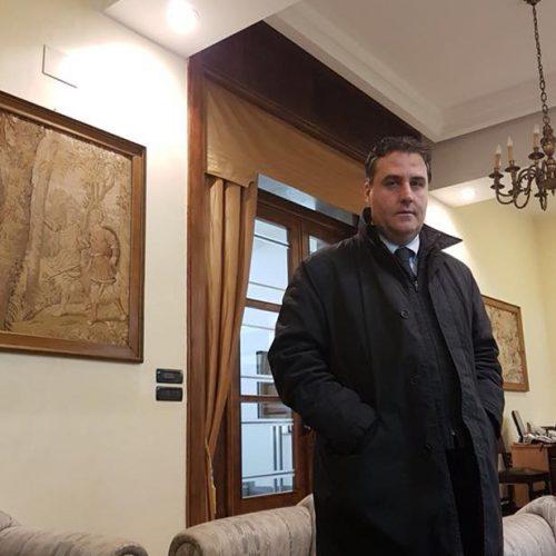 """ll Presidente del Consorzio Valle Crati Avv. Maximiliano Granata """"Calabria: Valorizzazione e servizi per la gestione integrata dei rifiuti"""""""