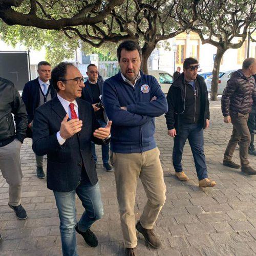 Si palesa l'accordo tra Abramo e Salvini:Ecco perchè Mario Occhiuto è stato eliminato dalla Presidenza della Regione Calabria.