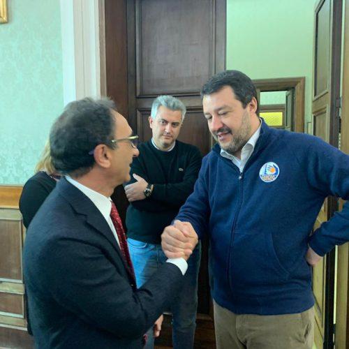 Calabria: La Lega si spacca, fuori Pietro Molinaro, dentro Filippo Mancuso verso la Presidenza del Consiglio Regionale.