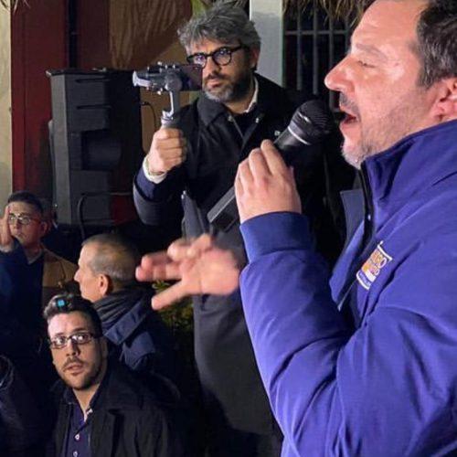 Lega Calabria-Cristian Invernizzi,Walter Rauti:Chi li ha visti ?