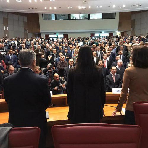 Reggio Calabria,la Lega diserta la convention di Jole Santelli, rottura nel centrodestra?