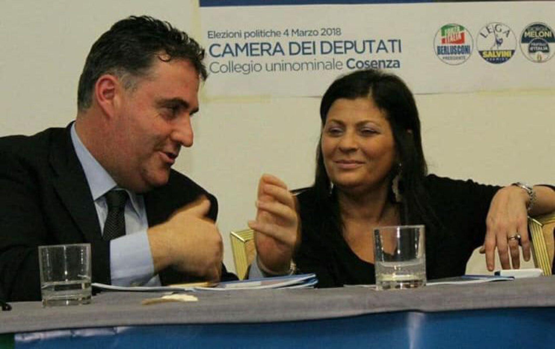 Gli auguri del Presidente del Consorzio Valle Crati Maximiliano Granata a Jole Santelli, nuovo Presidente della Regione Calabria.