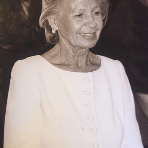 La scomparsa dell'indimenticabile Francesca Mattioli e la sua instancabile passione per la città di Piazza Armerina